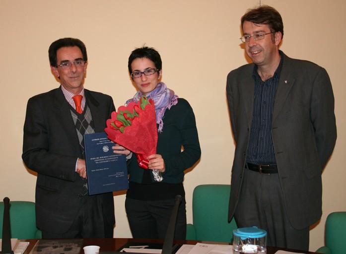Premiazione Maddalena